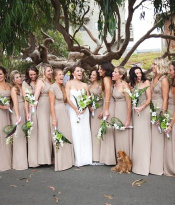 Dark beige bridesmaid dresses UK