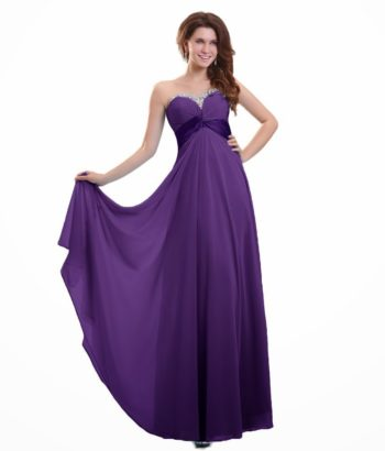 dark purple bridesmaid dresses strapless