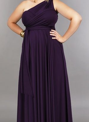 plus size dark purple bridesmaid dresses uk