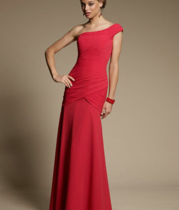 ruby red bridesmaid dresses 2017
