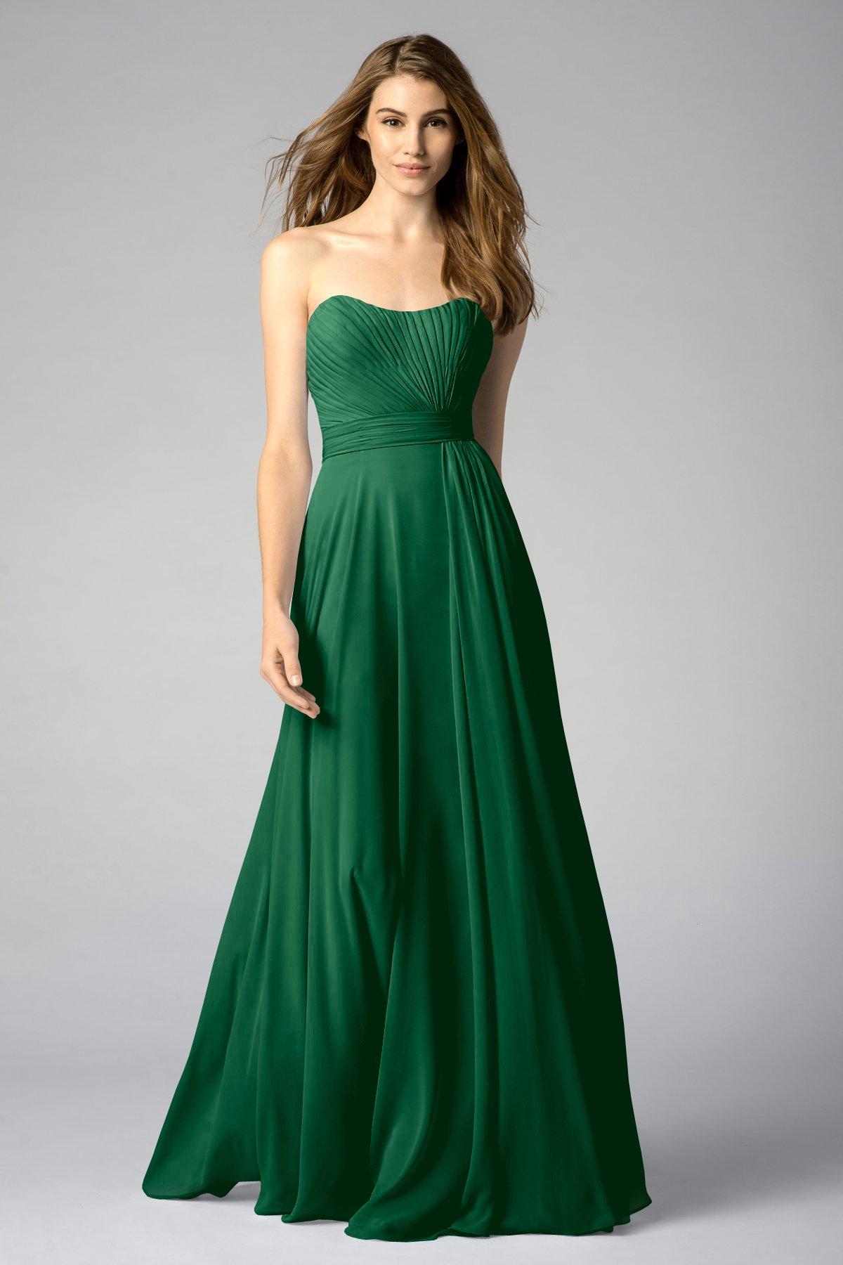 Green bridesmaid dresses uk high street