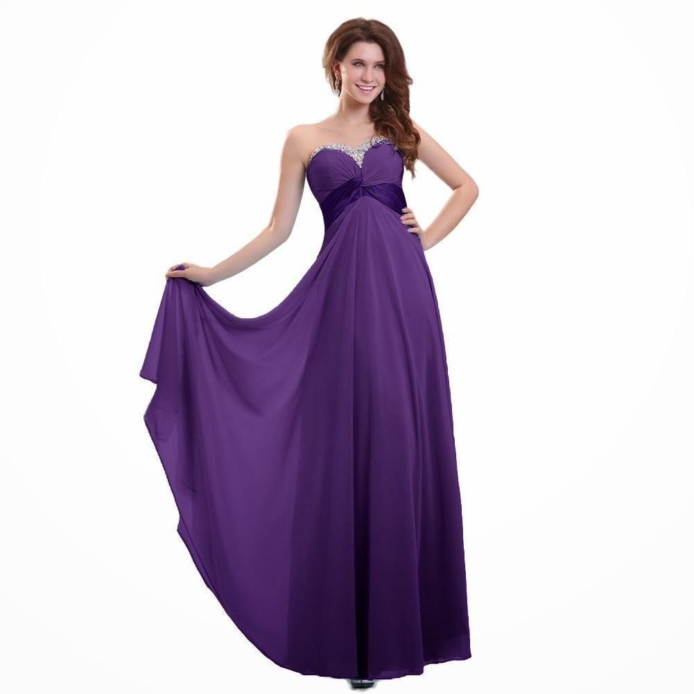 dark purple bridesmaid dresses strapless